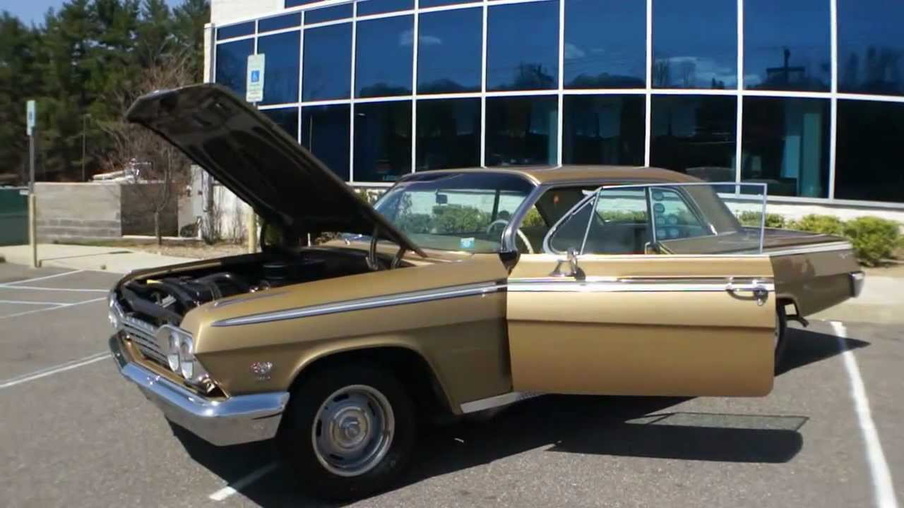 Convertible 62 chevy impala ss convertible for sale : SOLD~~1962 IMPALA FOR SALE~UNRESTORED ORIGINAL PAINT~INCREDIBLE 40 ...
