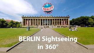 The World´s First BERLIN Sightseeing Tour in 360°