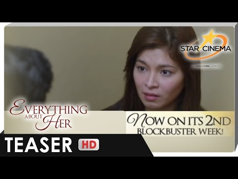 Teaser New Scenes Everything About Her Angel Locsin Xian