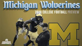 Michigan Wolverines College Football Preview - 2020 Resetting Expectations?