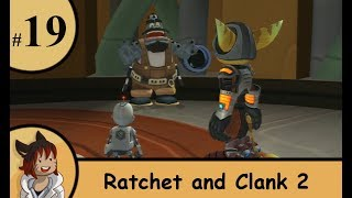 ratchet and clank 2 part 19 - cool breeze on a summer