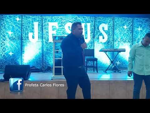 Profeta Carlos Flores (bendecido por mi madures)