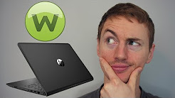 HP Pavilion Power 15 Laptop + Webroot Cyber Security (Review)