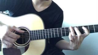 スティービーワンダー、ソロギターメドレー arimitsu guitar.