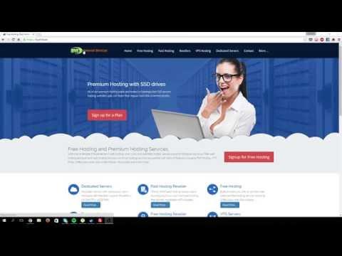 FREE webhosting / Domains / phpMyAdmin / Mailserver / ... [Credits to Byethost]