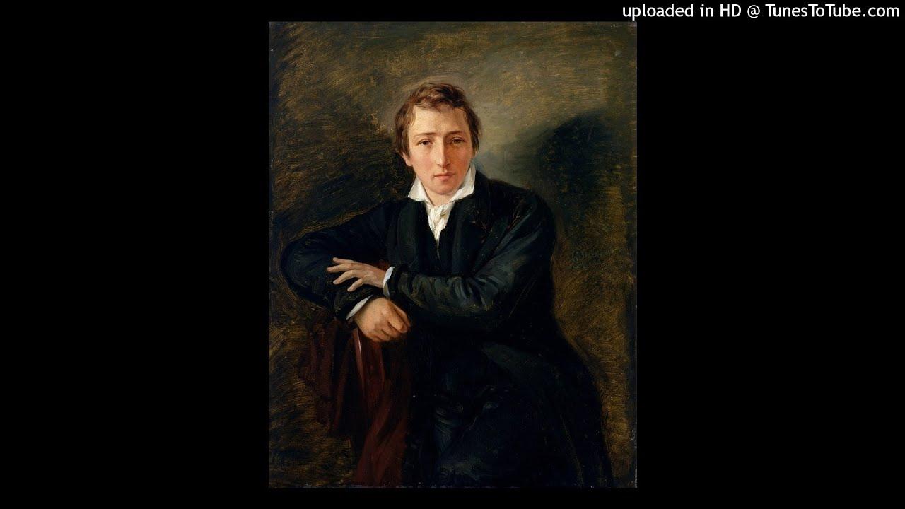 latest sells the latest Heinrich Heine: SCHELM VON BERGEN (Lesung) (Florian Friedrich)
