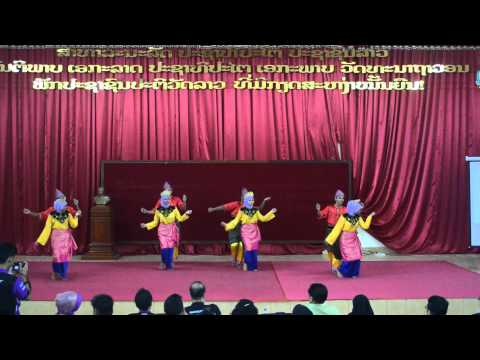 Mekong Valley Biodiesel Expedition 2013 - Performance at Laos