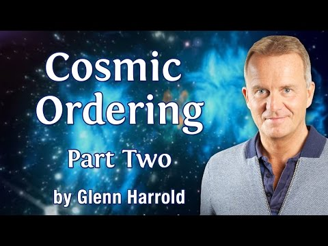 Amazing Cosmic Ordering Video Part 2