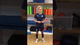 Steph Houghton (Man City FC) - Testimonial
