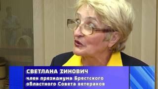 2017-06-15 г. Брест. Презентация книги «Признание». Телекомпания Буг-ТВ.