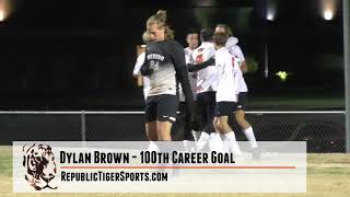 Dylan Brown - Career Goal 100