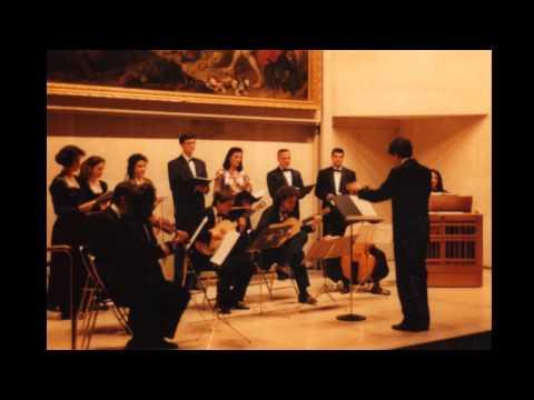 """""""Músicos de la Corte"""" Gloria Juan de Lienas SXVI"""