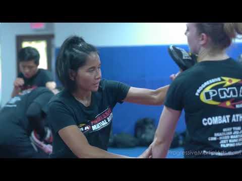 WOMEN IN PMA | Progressive Martial Arts
