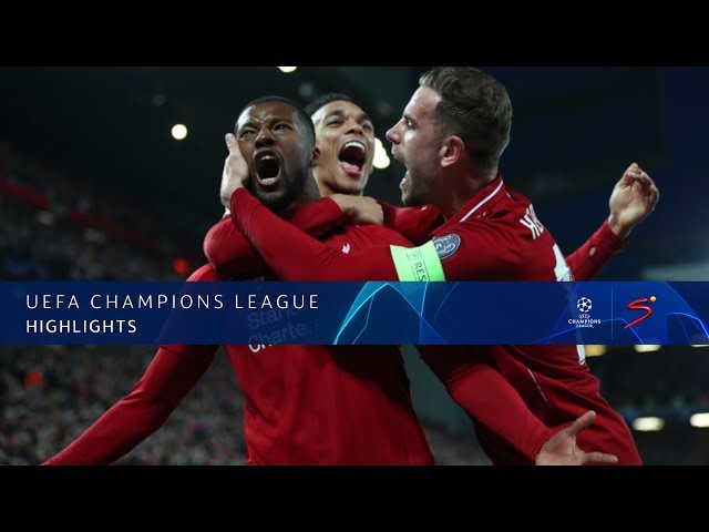 UEFA Champions League | Liverpool vs Barcelona | Highlights