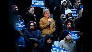CAN WE JUST HAVE PEACE? Vigil for New Zealand Mosque Shooting Victims