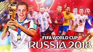HVEM VINNER VM 2018? 🏆