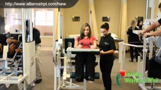 PT Patient Succeeds with Wellness/Weight Loss