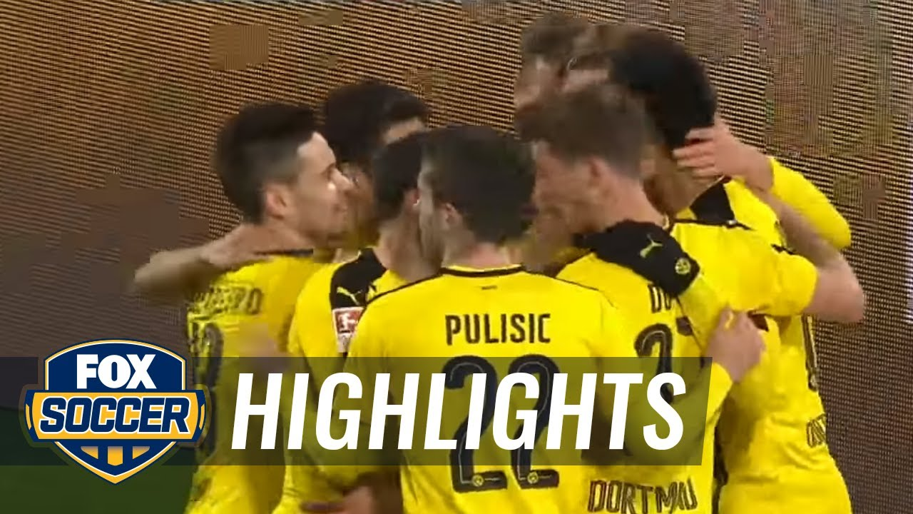 Dortmund Ingolstadt Highlights