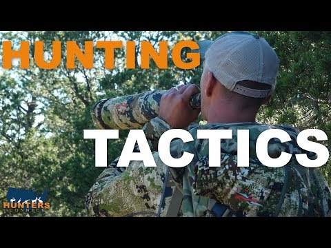 HUNTING TACTICS | Hunters Connect