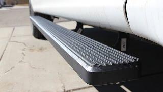 IBoard Running Board Install On 2016 F150