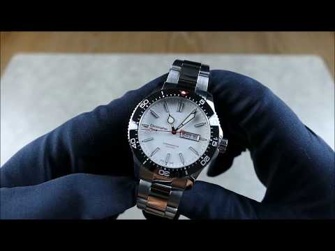 On the Wrist, from off the Cuff: Christopher Ward – C60 Trident Day Date COSC Limited Edition