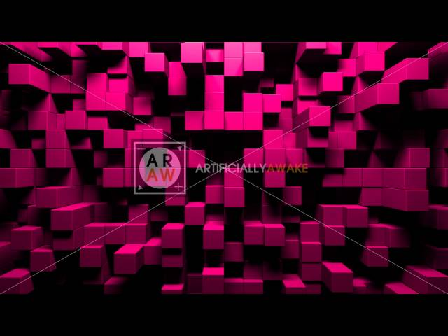 VJ DISPLACE BIG SQUARES MIX HD