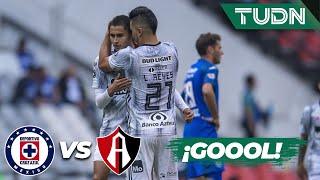 ¡Debut de ensueño! Gol y se empata el partido | Cruz Azul 1 - 1 Atlas | Liga Mx - CL 2020 J1 | TUDN