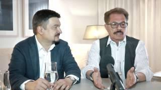 Интервью MIRFF 2017 - Борис Берман и Ильдар Жандарёв