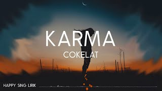 Download Cokelat - Karma (Lirik)