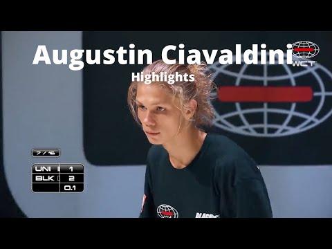 Augustin Ciavaldini Highlights World Chase Tag