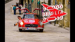 Mille Miglia 2019 Ferrara Show