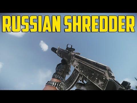 Escape From Tarkov - Russian Shredder - PakVim net HD Vdieos