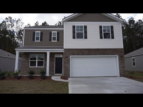 New DR Horton Galen Model Model Homes For Sale At Heritage Cove And Cypress Ridge In Bluffton SC