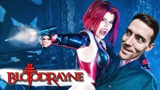 THIS GAME SUCKS - Bloodrayne Gameplay