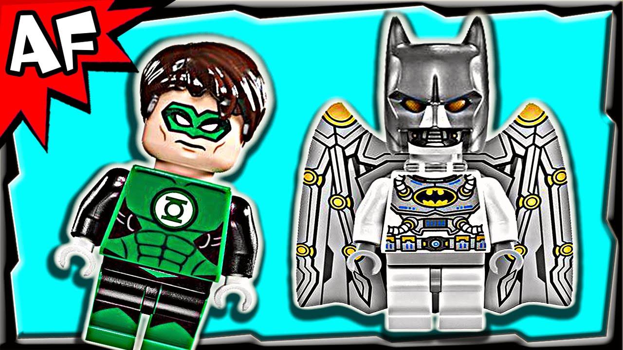 GREEN LANTERN vs Sinestro 76025 Lego DC Comics Super ... Lego Batman 2 Sets