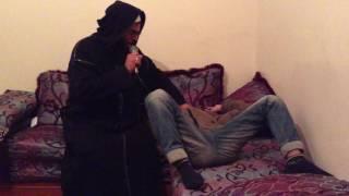 جني مرعب على لسان طفل صغير مع الراقي جمال الدين