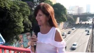 Programa Mulher Moderna (Conheça o bairro da Liberdade em São Paulo) 24/04/19 Bloco 01