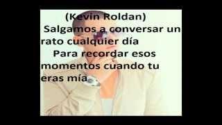 Salgamos Letra - Kevin Roldan Ft. Maluma Andy Rivera