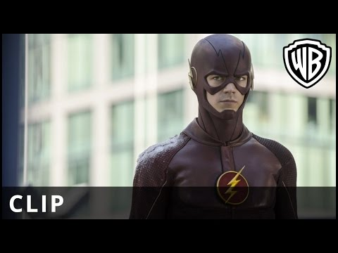 The Flash - Team Flash clip - Warner Bros. UK