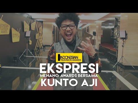Cover Lagu Ekspresi Menang Awards - Kunto Aji