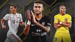 OTW EN SOBRES Y MI PRIMERA FINAL EN DIRECTO !! FIFA 18