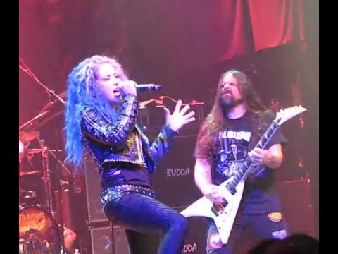 Supergroup Metal Allegiance new song The Accuser + play live in NY video released..!