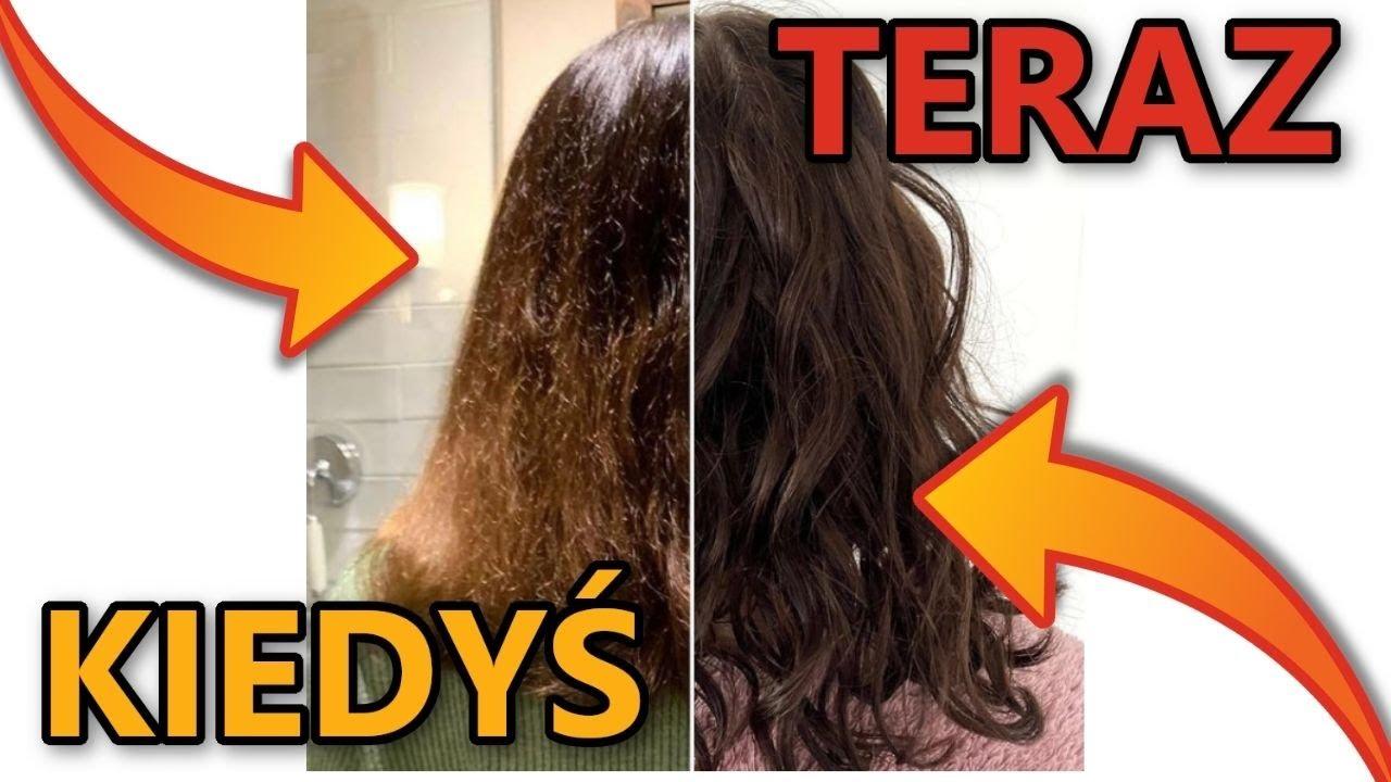 EKSTREMALNA metamorfoza moich włosów | Rutyna KRĘCONYCH WŁOSÓW