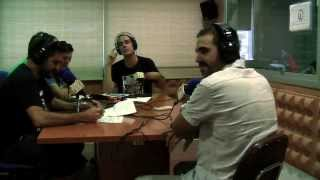Entrevista proyecto Around the ball a Radio Ciutat Vella