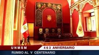 Histórica capilla de la Virgen de Loreto de la UNMSM presente en el 463 aniversario