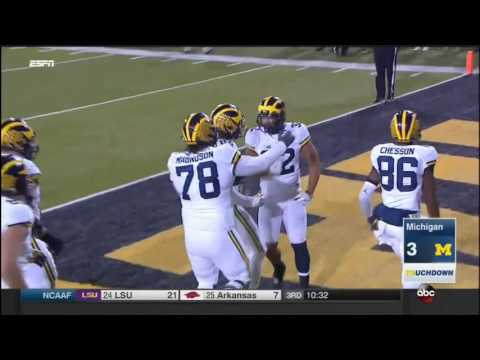 Michigan Wolverines at Iowa Hawkeyes in 30 Minutes - 11/12/16