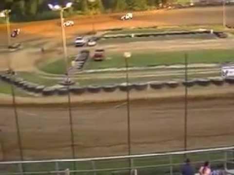 Spoon River Speedway Pro Modified Heats:8/1/15