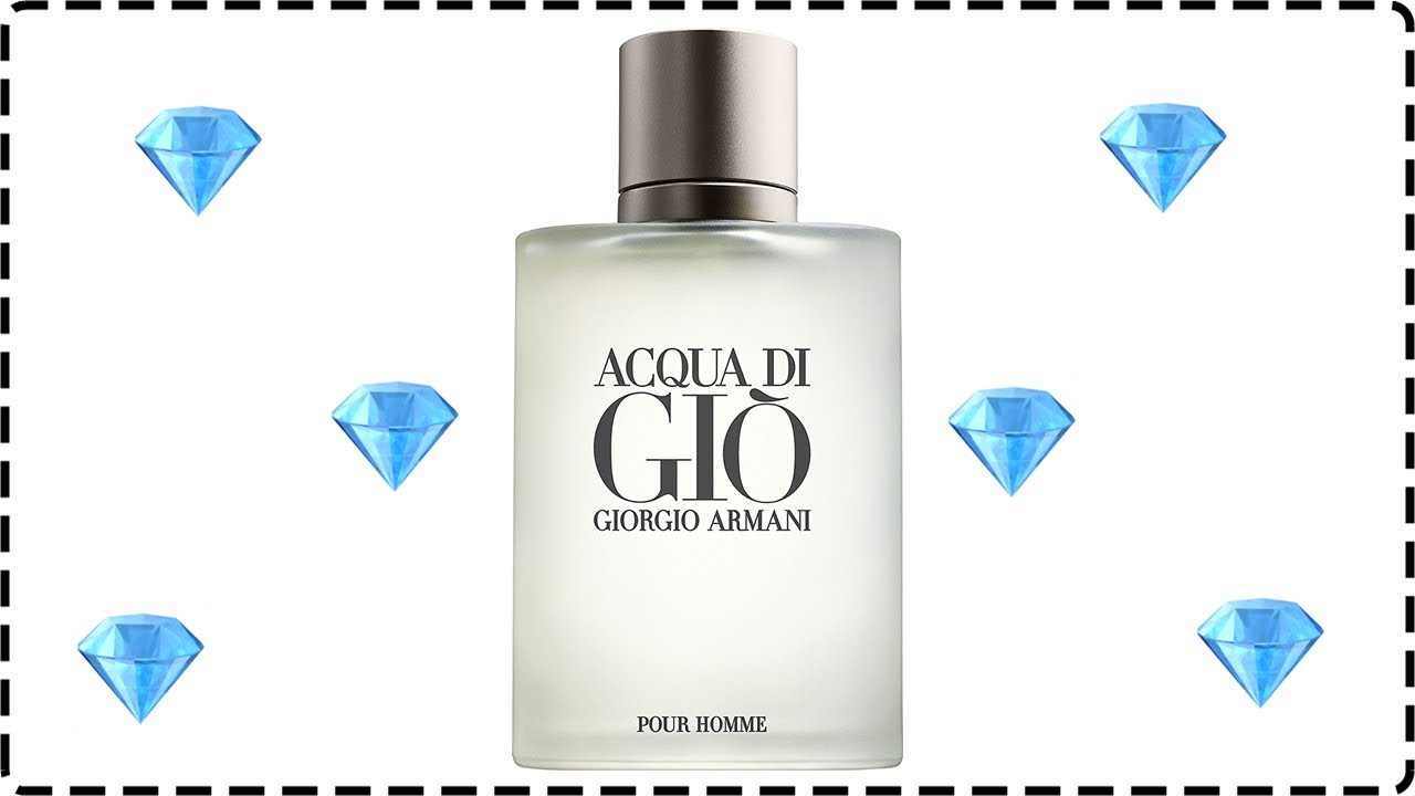 Armani Acqua Di Gio Review Deutsch Giorgio Armani Parfum Test