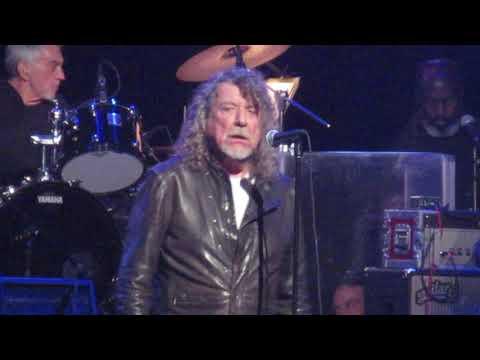"Robert Plant - ""Thank You"" - Beacon Theatre, NYC - 3/7/19"
