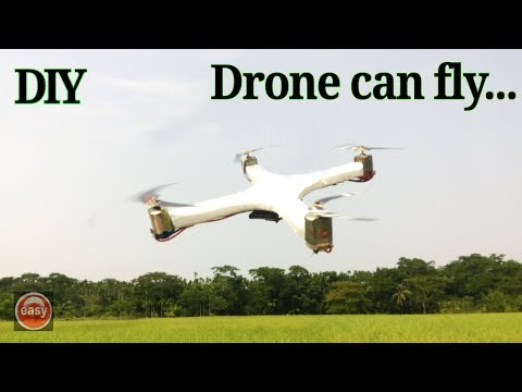 How To Make A Drone That Can Fly 100